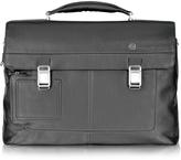 Piquadro Vibe - Front Pocket Laptop & i-Pad Briefcase