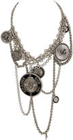 One Kings Lane Vintage Chanel 100 Anniversary Charm Necklace
