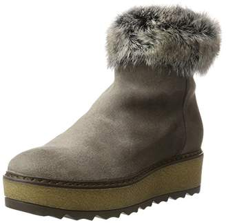 Manas Design Women's Merano Boots, Grau (Road+Grigio)