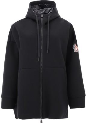 MONCLER GRENOBLE Zipped Hooded Sweatshirt