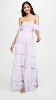 Temptation Positano Napoli Long Dress