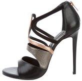 Ruthie Davis Kiernan Leather Sandals