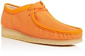 Clarks Men's Wallabee Woven Chukka Boots