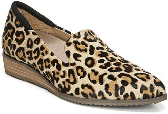 Dr. Scholl's Slip-On Cow Hair Leather Loafers -Kewl 2