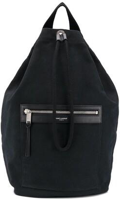 Saint Laurent Bucket style backpack