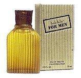 Nicole Miller for Men Gift Set - 0.24 oz EDT Mini + 1.7 oz Aftershave Balm + 4.7 oz Soap on a Rope