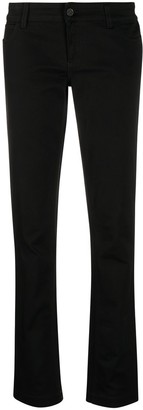 Gucci Low-Rise Straight-Leg Jeans