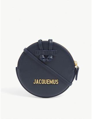 Jacquemus Le Pitchou leather cross-body coin purse