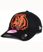 New Era Women's Cincinnati Bengals Glitter Glam 2.0 9FORTY Cap