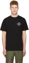 Saturdays Nyc Black Rhythm T-shirt