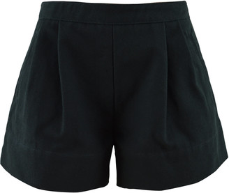 My Pair Of Jeans Black Wide Shorts