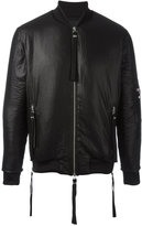 Blood Brother Shine bomber jacket - men - Cotton/Polyester - XS