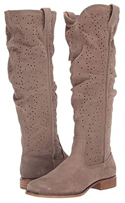 Dingo Adrina (Taupe Suede) Women's Boots