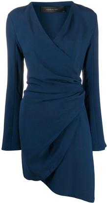FEDERICA TOSI Draped Asymmetric Dress