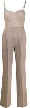 Missoni straight-leg bustier jumpsuit