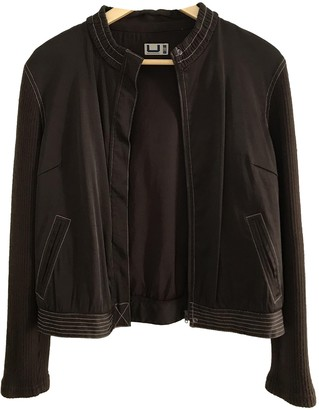 Adolfo Dominguez Brown Jacket for Women