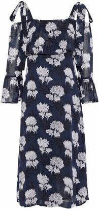 Ganni Knee-length dresses
