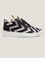 Filling Pieces Lowtop Zig Zag