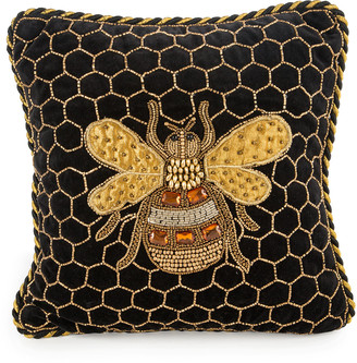 Mackenzie Childs Queen Bee Pillow