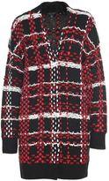 Rag & Bone Dawson Plaid-embellishment Wool-blend Coat
