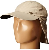 Stetson No Fly Zone Nylon Cap with Sun Shield