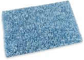 Bed Bath & Beyond Light Blue Raggy Shaggy Accent Rug - 24-Inch x 48-Inch