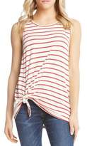 Karen Kane Striped Tank Top