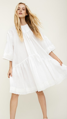 Simone Rocha Short Gathered Dress