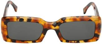 RetroSuperFuture Sacro Dark Havana Acetate Sunglasses