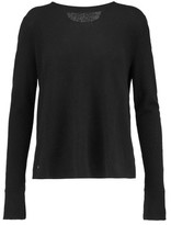 Halston Cutout Cashmere Sweater