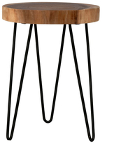 Jeffan Brown Laredo Accent Table