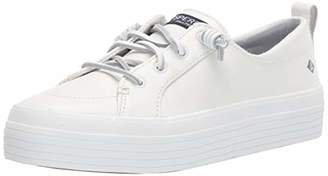 Sperry Women's Crest Vibe Platform Canvas Sneaker