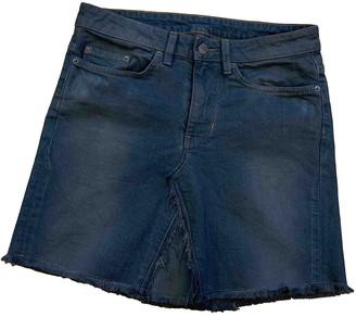 6397 Blue Denim - Jeans Skirt for Women