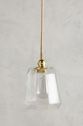 Anthropologie Salmar Pendant By in Clear Size ALL
