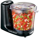 Hamilton Beach 3 Cup Food Chopper - Black 72900