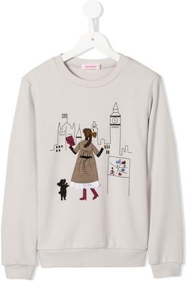 Familiar London Town sweatshirt