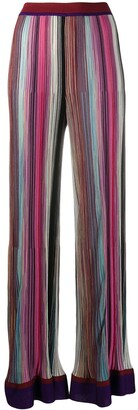 Missoni Multicolour Flared Trousers