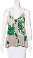 Rachel Comey Printed Sleeveless Top