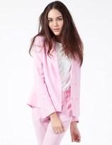 MSGM Pink Giacca Jacket