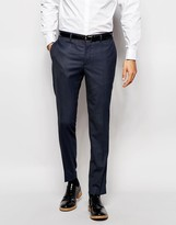 Jack & Jones Premium Suit Trouser With Stretch In Slim Fit