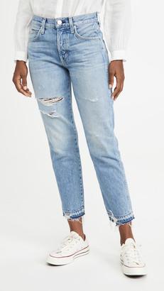 Amo Babe Rigid Jeans