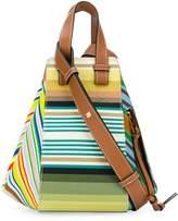 Loewe Stripe Small Hammock Bag