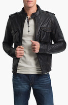 Rogue Leather Moto Jacket