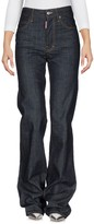DSQUARED2 Denim pants - Item 42554825