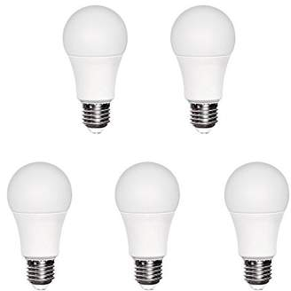 A2BC LED Lighting 554007800400 – Pack of 5 LED Bulbs A60 10W Equivalent to 60W Light Neutral.