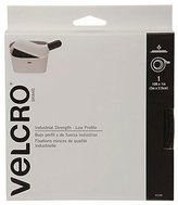 Velcro 91110 1-Inch by 10-Feet Ultra-Mate Glue-on Strip