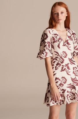 Rebecca Taylor Amea Clip Dress