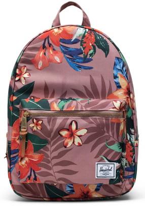 Herschel Small Grove Summer Floral Backpack