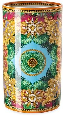 Versace Animalier Porcelain Vase