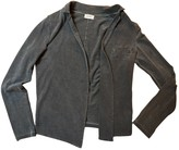 American Vintage Black Cotton Jacket for Women
